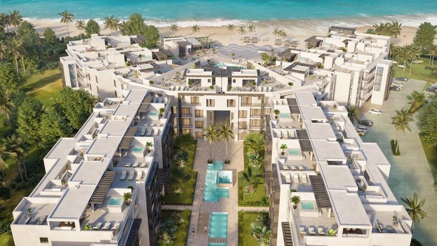 Apartamento La Altagracia>Punta Cana>Punta Cana - Venta:236.000 Dolares - codigo: 21-681