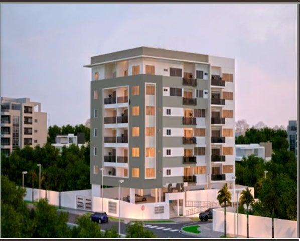 Apartamento Santo Domingo>Distrito Nacional>La Julia - Venta:121.000 Dolares - codigo: 21-687