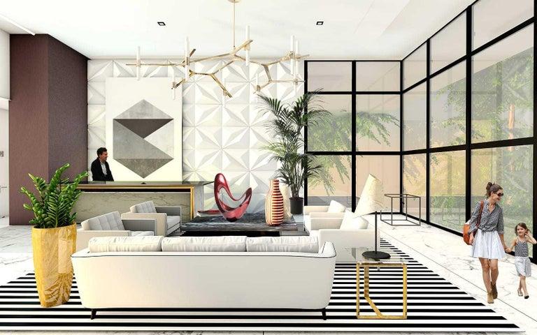 Apartamento Santo Domingo>Distrito Nacional>Evaristo Morales - Venta:150.000 Dolares - codigo: 21-695
