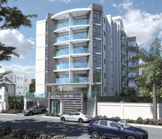Apartamento Santo Domingo>Distrito Nacional>El Millon - Venta:163.834 Dolares - codigo: 21-737