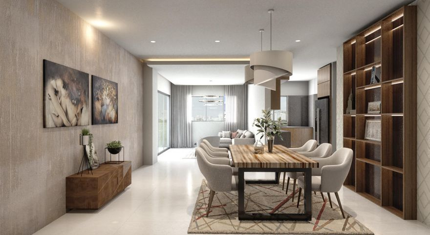 Apartamento Santo Domingo>Distrito Nacional>El Millon - Venta:163.834 Dolares - codigo: 21-740