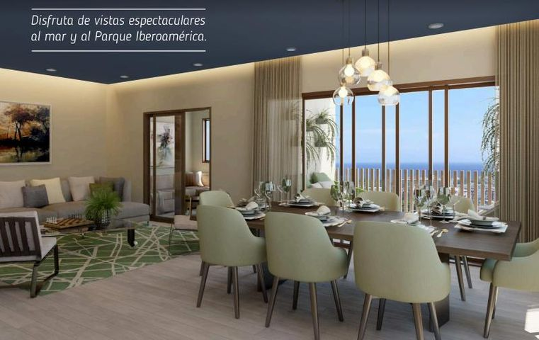 Apartamento Santo Domingo>Distrito Nacional>La Esperilla - Venta:280.880 Dolares - codigo: 21-758