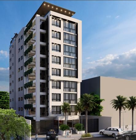 Apartamento Santo Domingo>Distrito Nacional>Serralles - Venta:132.000 Dolares - codigo: 21-823