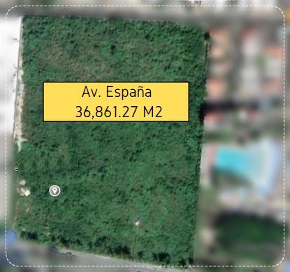 Terreno Santo Domingo>Santo domingo Este>Isabelita - Venta:2.000.000 Dolares - codigo: 21-828