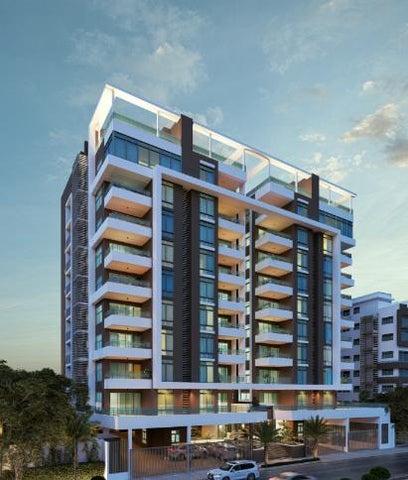 Apartamento Santo Domingo>Distrito Nacional>Los Cacicazgos - Venta:376.000 Dolares - codigo: 21-832