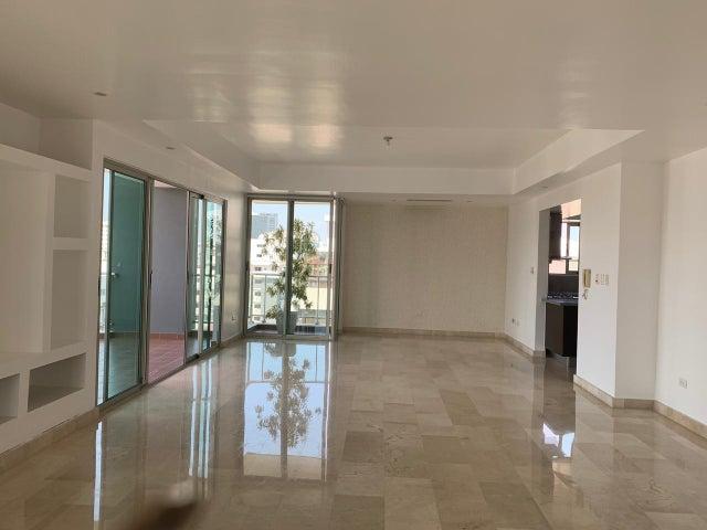 Apartamento Santo Domingo>Distrito Nacional>Evaristo Morales - Alquiler:2.800 Dolares - codigo: 21-851