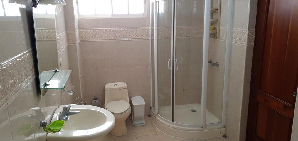 Apartamento Santo Domingo>Distrito Nacional>Bella Vista - Venta:215.000 Dolares - codigo: 21-874