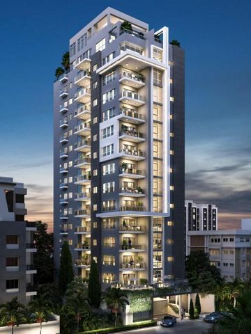 Apartamento Santo Domingo>Distrito Nacional>Serralles - Venta:160.300 Dolares - codigo: 21-937