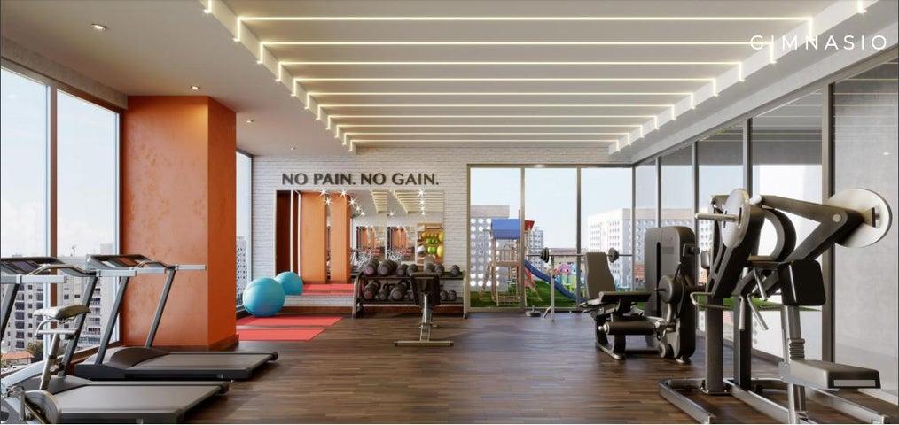 Apartamento Santo Domingo>Distrito Nacional>Serralles - Venta:200.300 Dolares - codigo: 21-941