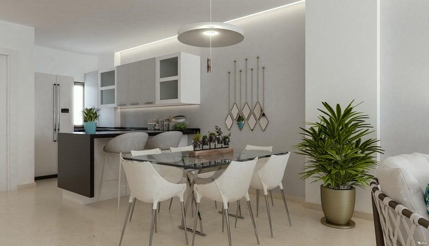 Apartamento La Altagracia>Punta Cana>Bavaro - Venta:304.500 Dolares - codigo: 21-949