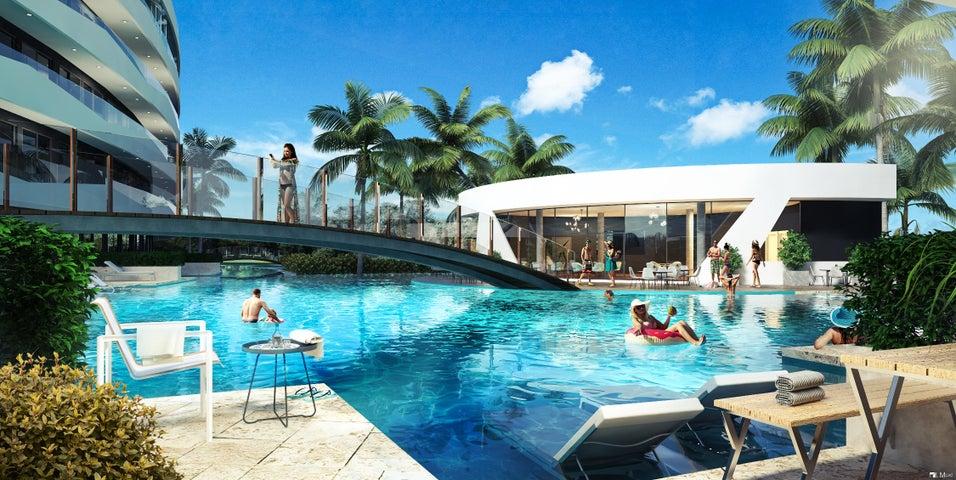 Apartamento La Altagracia>Punta Cana>Bavaro - Venta:117.399 Dolares - codigo: 21-991