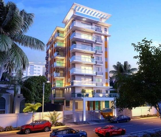 Apartamento Santo Domingo>Distrito Nacional>Renacimiento - Venta:171.794 Dolares - codigo: 21-1007