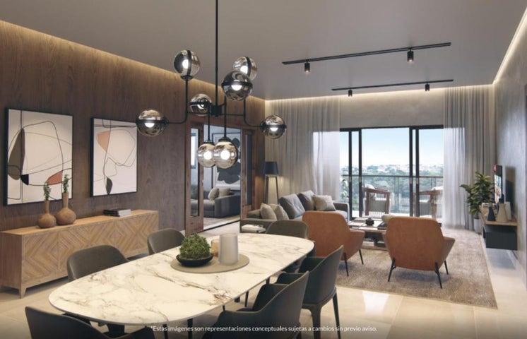 Apartamento Santo Domingo>Distrito Nacional>Mirador Sur - Venta:250.000 Dolares - codigo: 21-1010