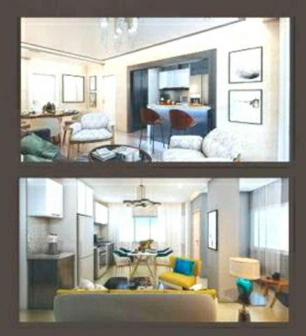 Apartamento Santo Domingo>Distrito Nacional>Atala - Venta:61.000 Dolares - codigo: 21-1027