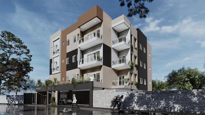 Apartamento Santo Domingo>Distrito Nacional>Mar Azul - Venta:97.000 Dolares - codigo: 21-1030