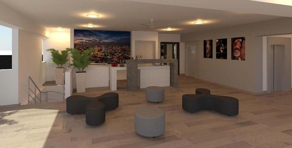 Apartamento Santo Domingo>Distrito Nacional>Evaristo Morales - Venta:96.350 Dolares - codigo: 21-1034