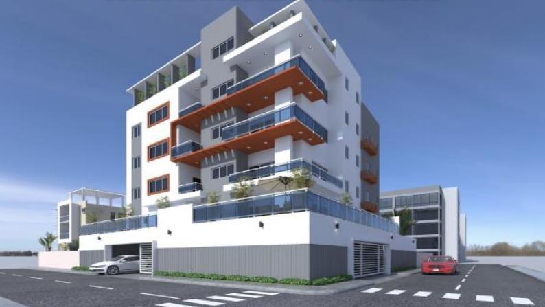 Apartamento Santo Domingo>Distrito Nacional>Atala - Venta:106.700 Dolares - codigo: 21-1047