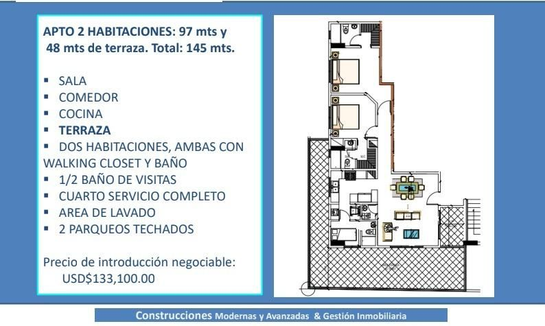 Apartamento Santo Domingo>Distrito Nacional>Atala - Venta:66.000 Dolares - codigo: 21-1051