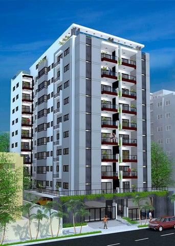 Apartamento Santo Domingo>Distrito Nacional>Evaristo Morales - Venta:138.682 Dolares - codigo: 21-1067