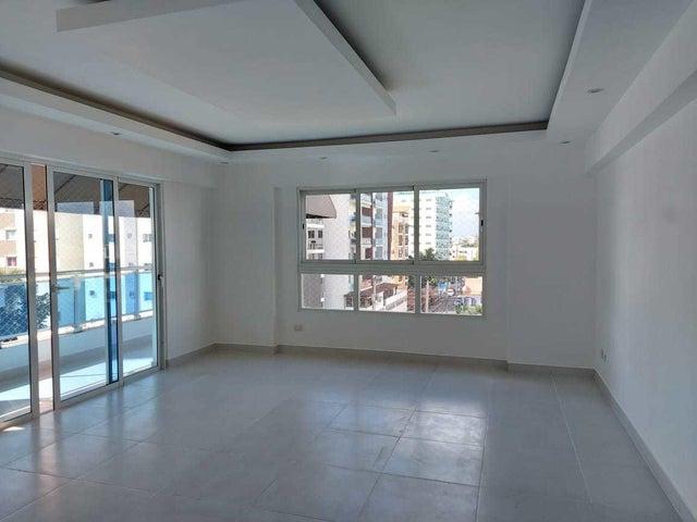 Apartamento Santo Domingo>Distrito Nacional>Evaristo Morales - Alquiler:1.400 Dolares - codigo: 21-1074