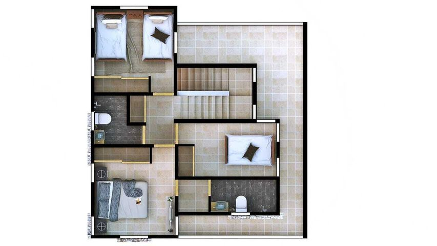 Casa Santo Domingo>Santo Domingo Oeste>Alameda - Venta:99.300 Dolares - codigo: 21-1082