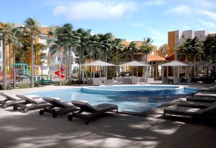 Apartamento Santo Domingo>Santo Domingo Norte>Cd Modelo Mirador Norte - Venta:3.350.000 Pesos - codigo: 21-1084