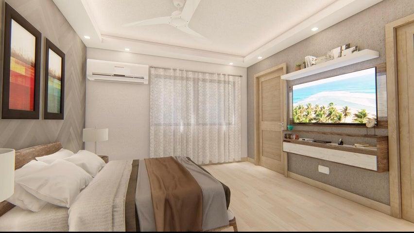 Apartamento Santo Domingo>Distrito Nacional>Urbanizacion Tropical - Venta:135.000 Dolares - codigo: 21-1101