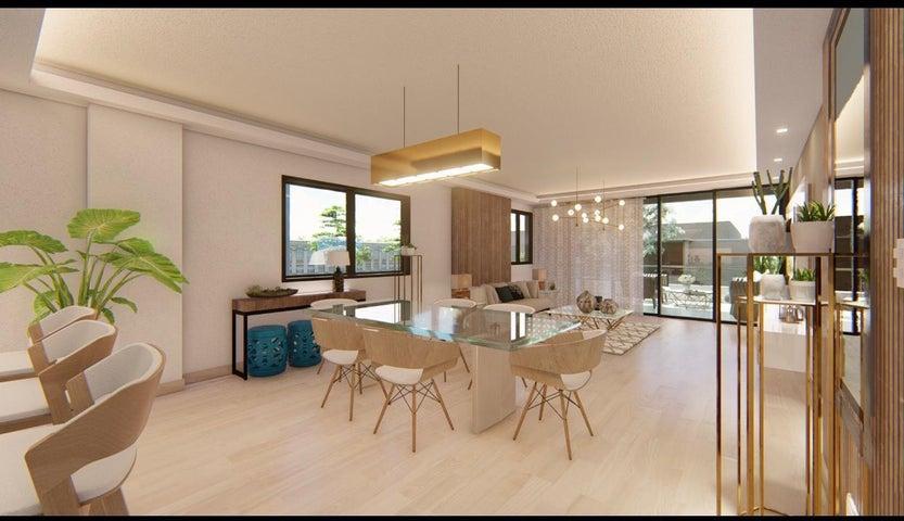 Apartamento Santo Domingo>Distrito Nacional>Urbanizacion Tropical - Venta:130.000 Dolares - codigo: 21-1102