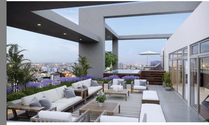 Apartamento Santo Domingo>Distrito Nacional>Los Cacicazgos - Venta:483.850 Dolares - codigo: 21-1121