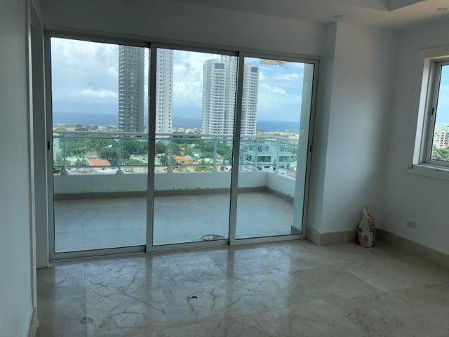 Apartamento Santo Domingo>Distrito Nacional>Los Cacicazgos - Venta:535.000 Dolares - codigo: 21-1124