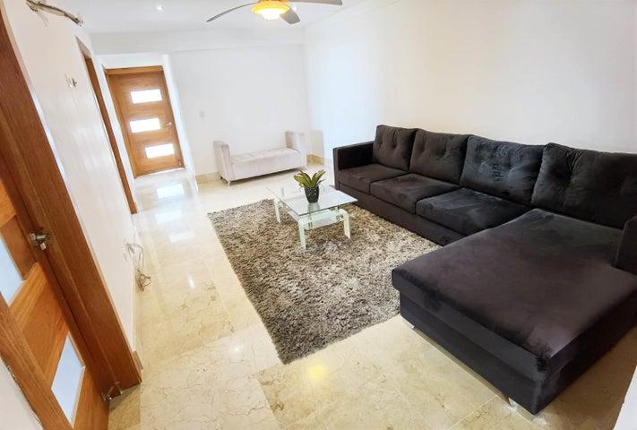 Apartamento Santo Domingo>Distrito Nacional>Los Cacicazgos - Alquiler:2.800 Dolares - codigo: 21-1154