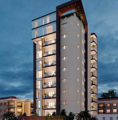 Apartamento Santo Domingo>Distrito Nacional>Evaristo Morales - Venta:134.000 Dolares - codigo: 21-1164