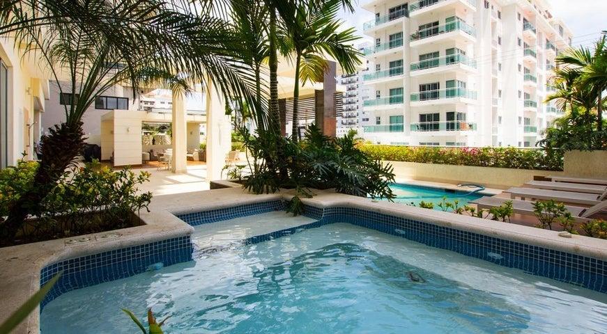 Apartamento Santo Domingo>Distrito Nacional>Piantini - Alquiler:4.500 Dolares - codigo: 21-1174