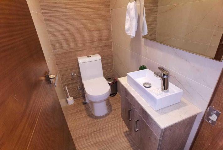 Apartamento Santo Domingo>Distrito Nacional>Serralles - Alquiler:950 Dolares - codigo: 21-1192