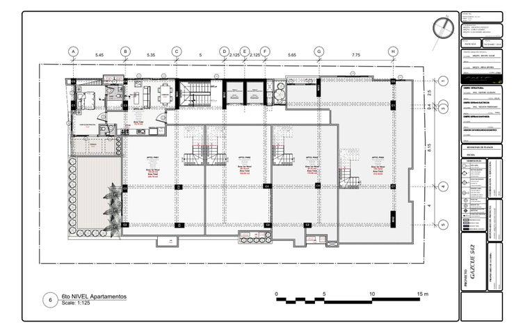 Apartamento Santo Domingo>Distrito Nacional>Gazcue - Venta:240.953 Dolares - codigo: 21-1218