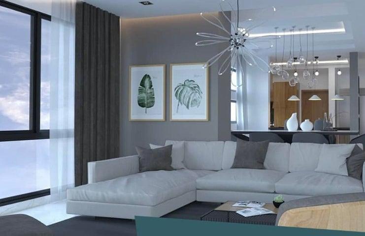 Apartamento Santo Domingo>Santo domingo Este>Alma Rosa I - Venta:200.000 Dolares - codigo: 21-1328