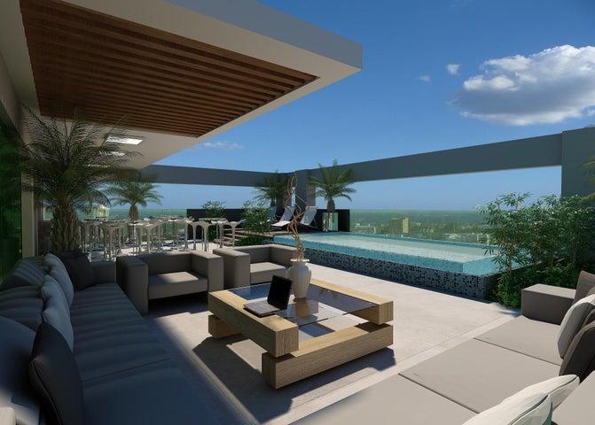 Apartamento Santo Domingo>Distrito Nacional>Bella Vista - Venta:100.000 Dolares - codigo: 21-1357