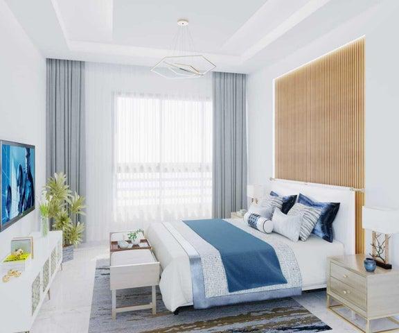 Apartamento Santo Domingo>Distrito Nacional>Evaristo Morales - Venta:121.000 Dolares - codigo: 21-1433