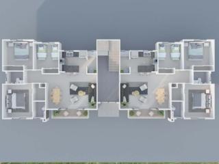 Apartamento Santo Domingo>Santo Domingo Oeste>Zona Industrial de Herrera - Venta:3.150.000 Pesos - codigo: 21-1440