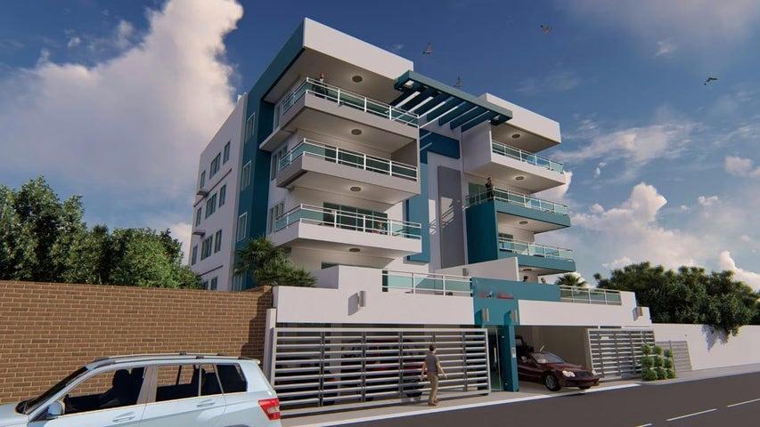 Apartamento Santo Domingo>Distrito Nacional>Los Restauradores - Venta:155.000 Dolares - codigo: 21-1279