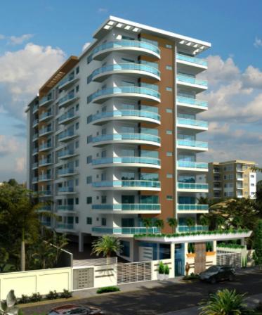 Apartamento Santo Domingo>Distrito Nacional>Bella Vista - Venta:285.000 Dolares - codigo: 21-1521