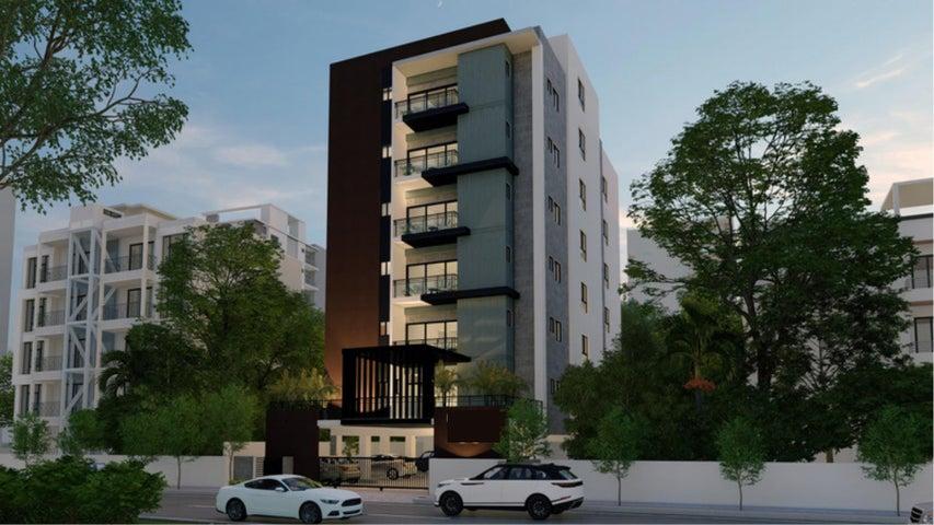 Apartamento Santo Domingo>Distrito Nacional>Urbanizacion Fernandez - Venta:126.000 Dolares - codigo: 21-1551