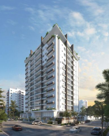 Apartamento Santo Domingo>Distrito Nacional>La Julia - Venta:262.000 Dolares - codigo: 21-1584