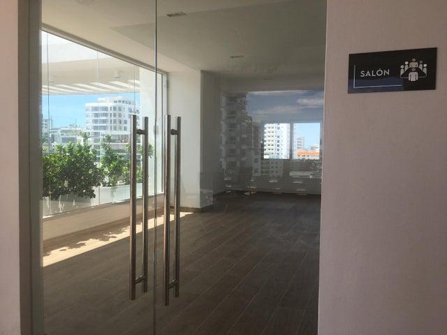 Apartamento Santo Domingo>Distrito Nacional>Paraiso - Venta:185.000 Dolares - codigo: 21-1278