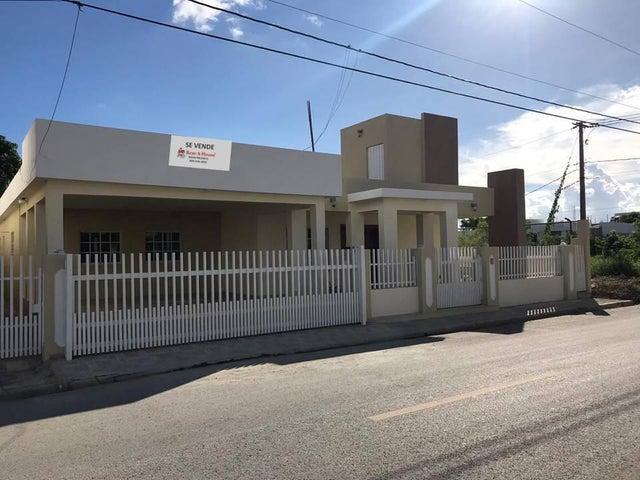 Casa La Altagracia>Higuey>Anamelia - Venta:8.500.000 Pesos - codigo: 21-1706