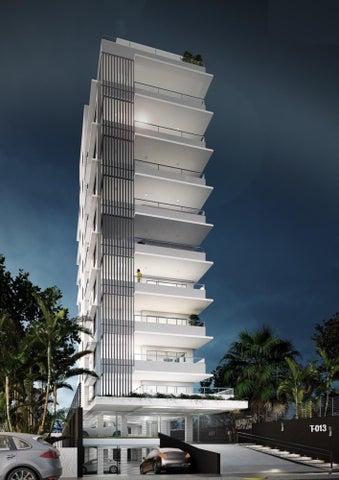 Apartamento Santo Domingo>Distrito Nacional>La Esperilla - Venta:444.050 Dolares - codigo: 21-1713