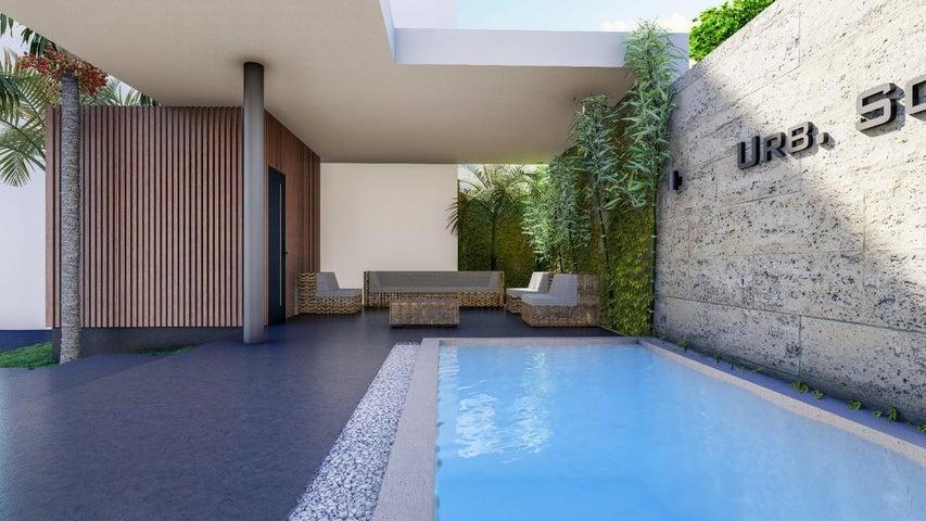 Apartamento Santiago de los Caballeros>Santiago>Santiago de los Caballeros - Venta:153.000 Dolares - codigo: 21-1732