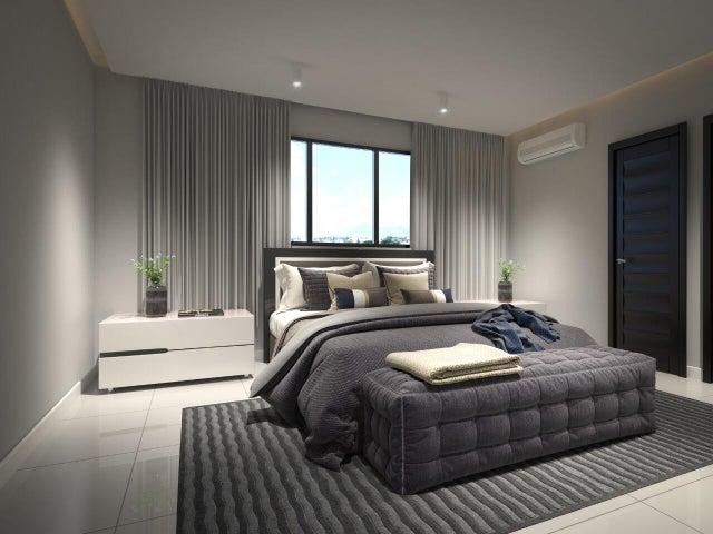 Apartamento Santiago de los Caballeros>Santiago>Santiago de los Caballeros - Venta:120.950 Dolares - codigo: 21-1735
