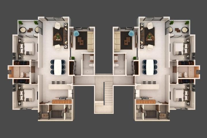 Apartamento La Altagracia>Punta Cana>Punta Cana - Venta:234.350 Dolares - codigo: 21-1804