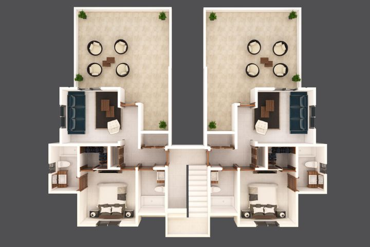 Apartamento La Altagracia>Punta Cana>Punta Cana - Venta:176.400 Dolares - codigo: 21-1809